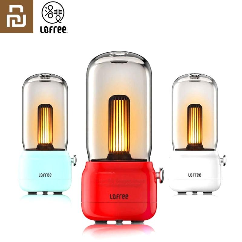 Новинка Youpin Lofree CANDLY Ретро светильник USB зарядка/зарядка подставка два режима светильник Теплый как всегда тепло окружающее ощущение|Смарт-гаджеты|   | АлиЭкспресс - Для тех, у кого всё есть