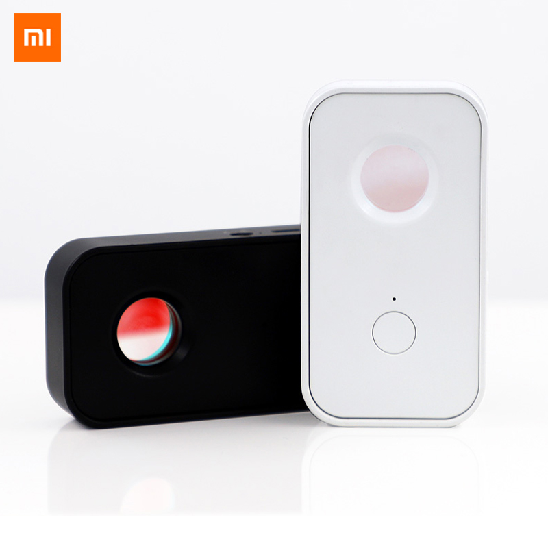 New Xiaomi Mijia Youpin Smoovie Multifunction Infrared Detector Infrared Detection Sound And Light Alarm Compact And Portable