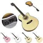 40 inch Acustica 6 Corde di Chitarra Pick up Attrezzature In Acciaio Corde della Chitarra Folk Pop Chitarra Professione Guitarra AGT122