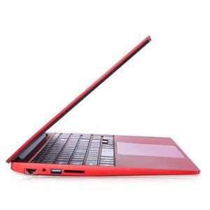 Image 5 - Caderno 15.6 Polegada 6 gb ram computador portátil j3455 quad core 1080 p ips windows 10 layout completo teclado bluetooth 4.0 vermelho da forma com rj45