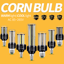 220V LED E27 Corn Lamp E14 Light Bulb B22 Lampada 3.5W 5W 7W 9W 12W 15W 20W LED 5736 Candle Bulbs 240V Ampoule For Home Lighting