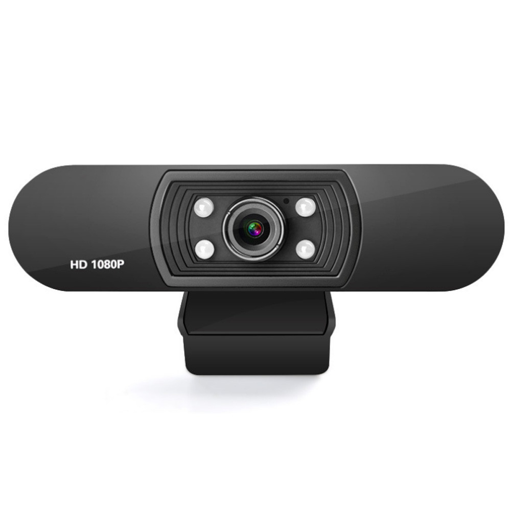 1080P USB Webcam in Clip-on Design with Built-in Noise Isolating Microphone 15