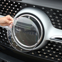 Car Logo Protection Guard Cover For Mercedes Benz GLE Class GLE 350 450 2020 Car Accessories