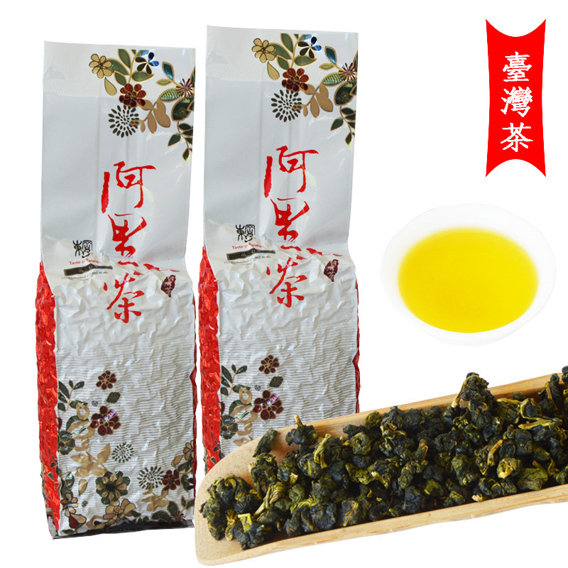 Taiwanese Alishan Tea, Taiwanese Tea, Alpine Oolong Tea, Light Carbon Baked Fragrant 150g 300g Bag