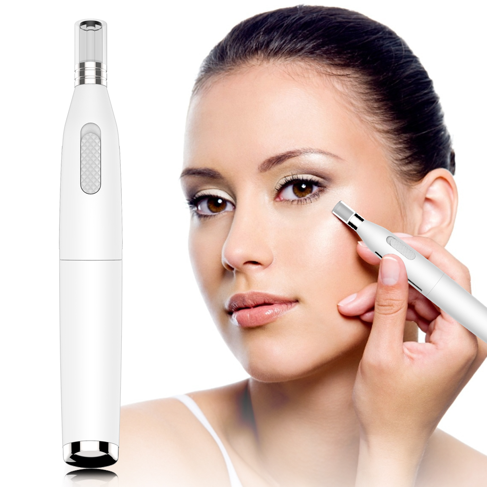Scar Removing Wrinkles Reducing Pores Tightening Facial Skin Care Battery Operated Micro Needle Therapy Beauty Tool