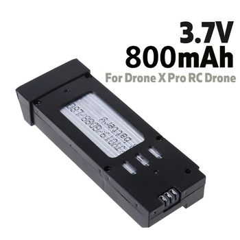 High Quality 3.7V 500mAh Quadcopter Spare Parts Universal Lipo Battery Outdoor For RC Drone for E58 S168 JY019 JD-19 - discount item  21% OFF Camera & Photo