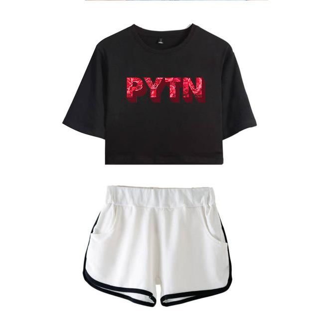 SET PAYTON MOORMEIER SHORT + T-SHIRT (25 VARIAN)