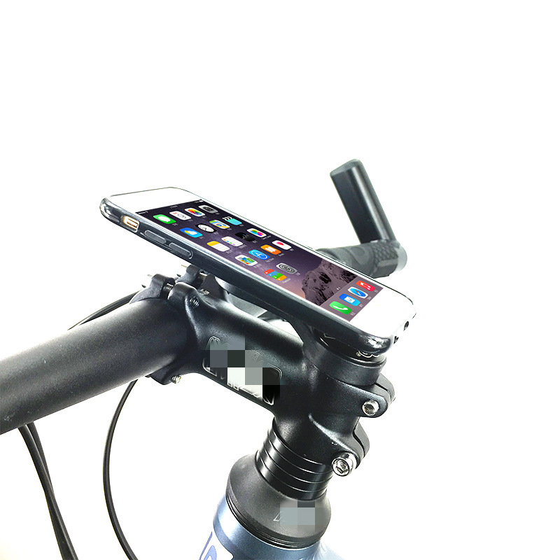 Bicycle Phone Sticker Mount Phone Holder Back Button for GARMIN Securely Fixed