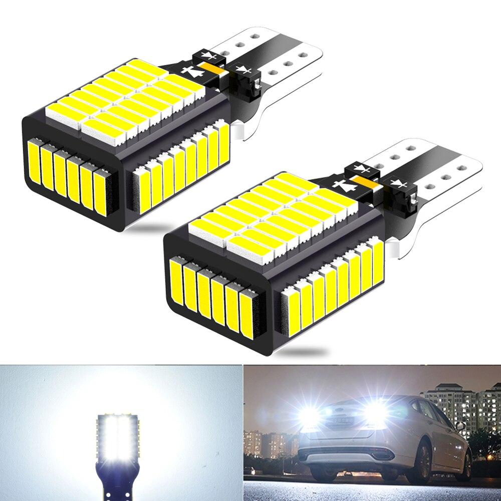 Комплект из 2 предметов, новинка, 1600LM Canbus T15 W16W светодиодный Автомобильная резервная копия светильник для Kia Rio 3 4 K5 K3 K2 Sportage Оптима Soul Cerato Kia Ceed ...