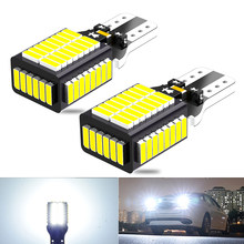 2Pcs NEW 1600LM Canbus T15 W16W LED Car Backup Reverse Light for Kia Rio 3 4 K5 K3 K2 Sportage Optima Soul Cerato Ceed Lamp