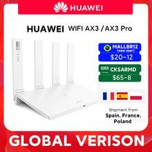 Version mondiale Huawei routeur AX3 Wi-Fi 6 Plus 2.4GHz & 5GHz double cœur 3000Mbps sans fil Wi-Fi routeur AX3