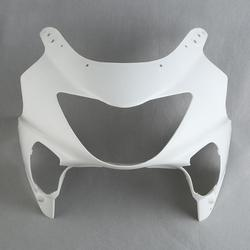 Motorcycle Unpainted Upper Front Cowl Nose Fairing For Honda CBR600 F4 CBR 600 1999 00