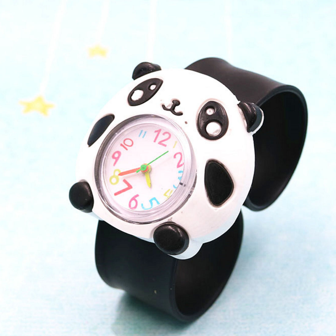 Cartoon Silicone Children Watch Cute Waterproof Children Toddler Wrist Watch Gift For Girl Boy Student
