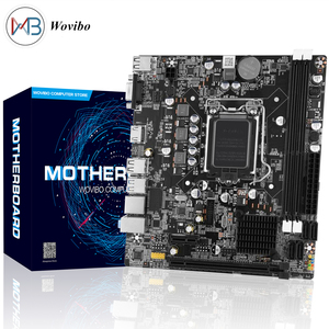 B75 Motherboard LGA 1155 DDR3 HDMI VGA SATAIII USB3.0 For Intel LGA1155 Core i7 i5 i3 Xeon CPU LGA 1155 Motherboard 1155(China)