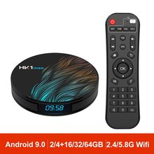 лучшая цена Android 9.0 Mini Smart TV Box  2.4G / 5G Wifi RK3318 Quad Core Smart Decoder Media Player 4 + 64G TV Set-top Box Android BOX