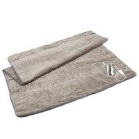 Fashion Waterproof 180 x 150cm Electric Blanket Double 220V Electric Blanket Blanket Single Control Dormitory Bedroom Electric B