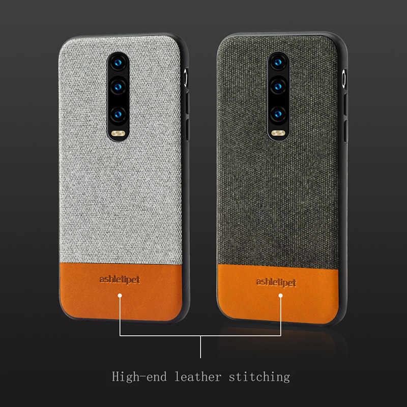 ผู้ชายธุรกิจแม่เหล็กกรณีเดิมสำหรับ Redmi K20 Pro หมายเหตุ 7 ผ้ากันกระแทก SHELL สำหรับ Xiaomi 9T PRO POCOPHONE F1 กรณี