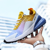 2019 Light Weight Running Shoes for Men Breathable Zapatos De Mujer Couple Sport Casual Trend Trainers Shoes Male 39 S Shoes