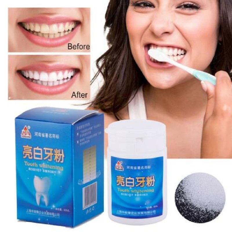 Teeth Whitening Essence Powder Oral Hygiene Cleaning Serum Removes Plaque Stains Tooth Bleaching Dental Tooth Care Tools TSLM1