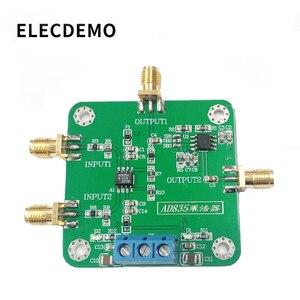 Image 1 - Модуль мультипликатора AD835, смешивающий широкополосный модем с послеступенчатым усилителем оп, 4 квадрантный аналоговый множитель