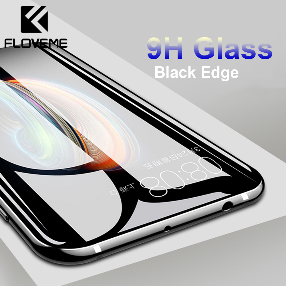 FLOVEME Tempered Glass For Huawei Mate 10 20 Lite P10 P20 Lite Pro 9H Glass Screen Protector For Honor 9 10 Lite Protective Film