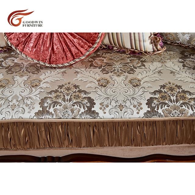 European Antique Living Room Sofa Furniture  6