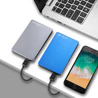 "Blueendless USB 3.0 Portable External Hard Drive Disk HDD 2,5 ""1 TB 2TB 500GB 320GB externo disco festplatte für Desktop-Laptop"