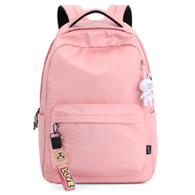 Canvas Backpack for Women Multi Pocket Travel Backpacks Teenage Boys Girl School Bag Casual Collage Laptop Rucksack Mochilas 2017 cloud printing canvas school backpacks for teenage girls travel rucksack women shoulder laptop bags mochilas kawaii l54
