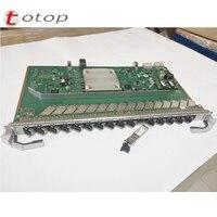100% Original Hua Wei H901GPHF 16 Port Advanced GPON OLT Interface board B+ C+ C++ Service board for MA5800 X7 MA5800 X17 OLT