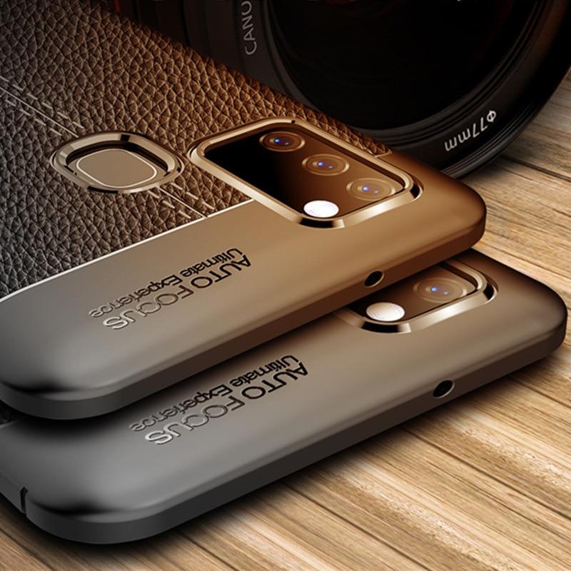 Soft Silicone Case For Samsung Galaxy A21S Case M31 M30S M21 Cover Protective Phone Bumper For Samsung Galaxy A21S M21 M31 Funda