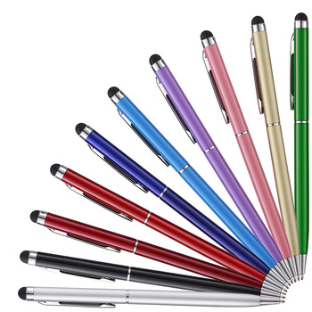 20Pcs Stylus Pen Stylus Pens for Press Screens 2 in 1 Stylus for iPad Universal Capacitive Stylus Ballpoint Pens Stylus фото