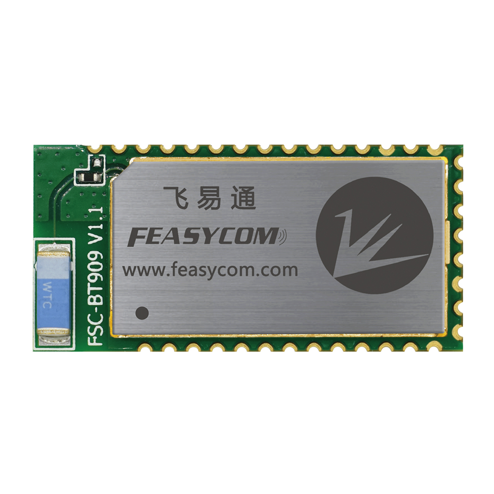 FEASYCOM Class 1 CSR8811 Bluetooth 4 2 Dual Mode Module Support UART Data and I2S Audio transciver