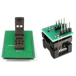 1 шт. Soic8 Sop8 для Dip8 адаптер программатора Ez преобразователя постоянного тока и 1 шт. Sot23 Sot23-6 Sot23-6L Ic Тесты гнездо адаптера