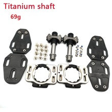 Bicycle-Accessories Pedal Mountain-Bike Titanium-Alloy Ultra-Light 69 144g
