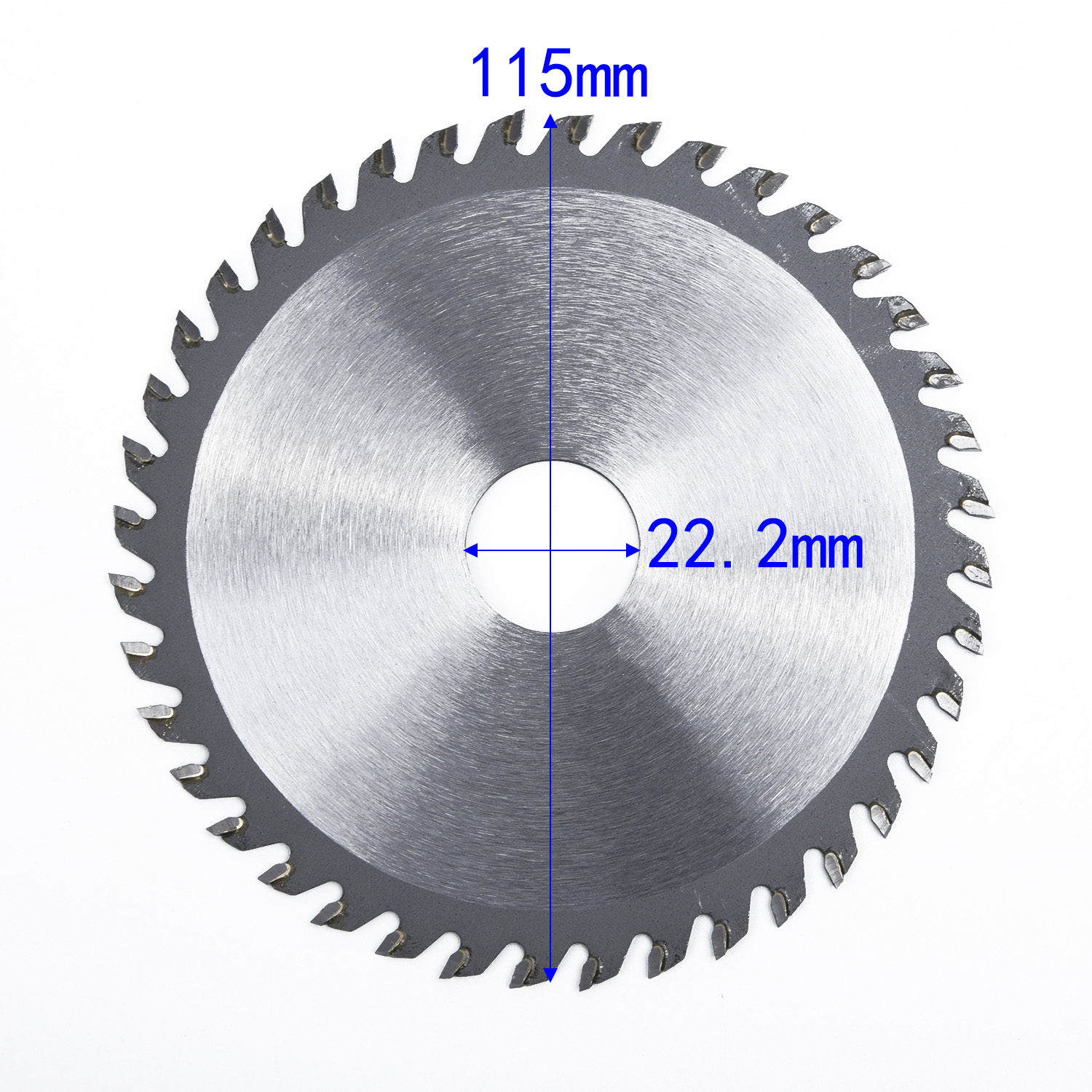 1 Piece 115mm 40 TCT Saw Leave For Cutting Wood Woodworking Plastic Teeth Angle Grinder Circular Saw Blades