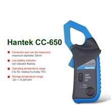 Stroomtang Meter Voor Oscilloscoop Hantek CC65 Ac/Dc 20Khz Bandbreedte 1mv/10mA 65A Met Bnc/type Banaan Connector