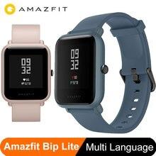 AMAZFIT ביפ לייט הגלובלי גרסה Huami חכם שעון 45 ימים סוללה חיים מקצועי עמיד למים לב שיעור רב שפה