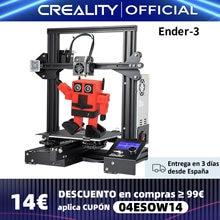 CREALITY-Drukarka 3D Ender-3/Ender-3X, ulepszenia opcjonalnie, V-slot wznowić awaria zasilania, zestaw masek do drukowania, Hotbed