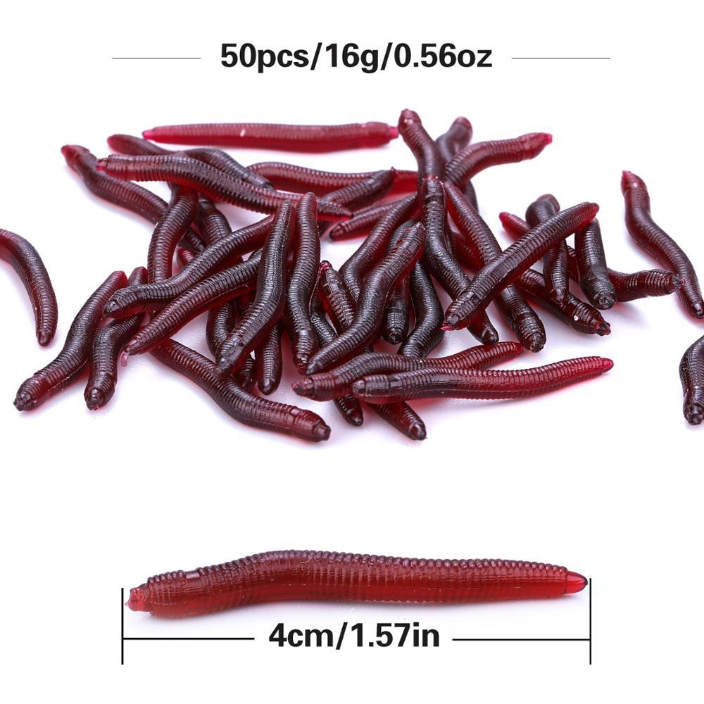 Мягкая рыболовная приманка sougayilang 50 200 шт искусственный