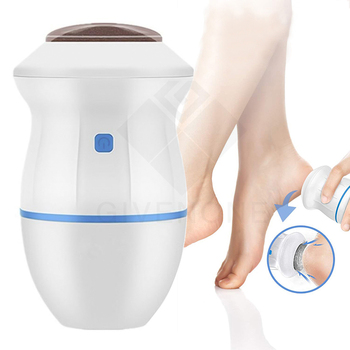 Electric Foot File Grinder Dead Skin Callus Remover Foot Care Tools Hard Cracked Skin Pedicure Tool Unisex Foot Clean Tools foot files pedicure cracked dead skin remover kit foot file kit foot skin care for hard cracked dead skin removal skin care