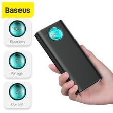 Baseus 20000 MAh Power Bank 18W PD3.0 QC3.0 Sạc Nhanh Ngoài Trời Di Động Sạc Du Lịch Bên Ngoài Pin Dự Phòng Powerbank Cho Điện Thoại
