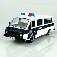 Cars Russian 1/43 Model-Toy Casting-Collection Children Toys Alloy Metal RAF High-Imitation