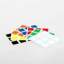 Магический куб 3x3x3 наклейки для детей скоростные 3x3 магический