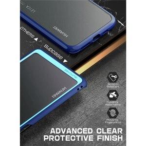 Image 5 - Coque de protection pour Huawei Mate 30 Pro (sortie 2019) coque de protection hybride haut de gamme Style UB pochette de protection en polyuréthane thermoplastique de protection arrière transparent pour PC