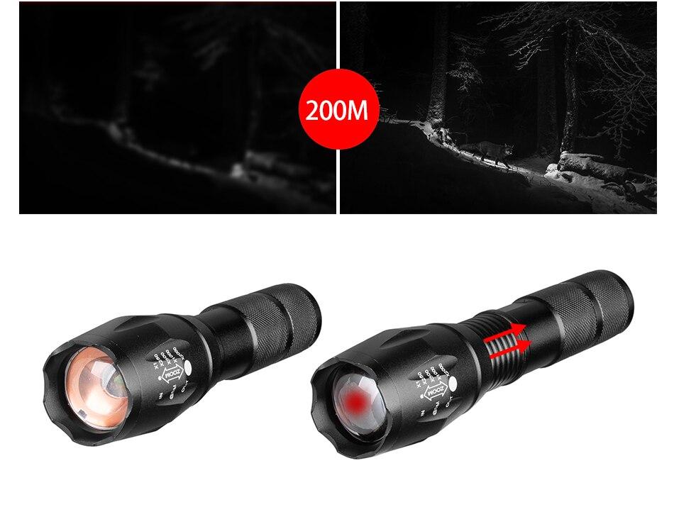 850nm visão noturna infravermelha scope óptica visão
