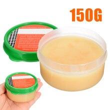 150g amarelo pasta de solda sem corrosão rosina ambiental pasta de solda fluxo pcb ic peças de solda ferramenta de solda gel