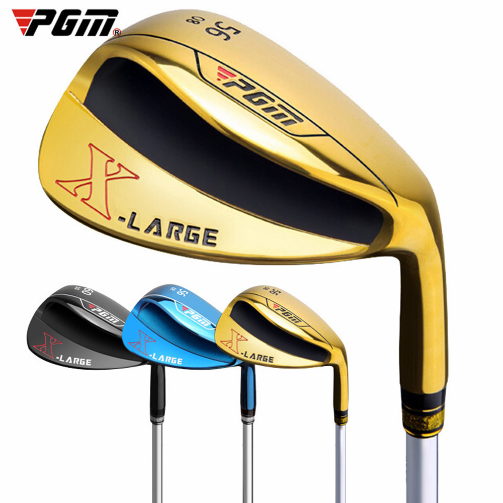 PGM Golf Clubs Men Sand Rod Widened Wedge Bottom Inclination 56/60 Degree Golf Club Golf Putter For Male Golf Equipment 4 Colors