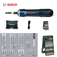 Bosch go chave de fenda elétrica mini chave de fenda elétrica parafuso da bateria de lítio 3.6 v pequena ferramenta elétrica recarregável broca|Chaves de fenda elétricas|Ferramenta -