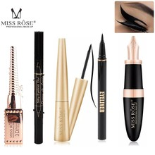 Make up eyeliner waterproof black liquid pencil set long-lasting easy to wear Beauty 5 styles 1 Pcs Quick Dry missrose