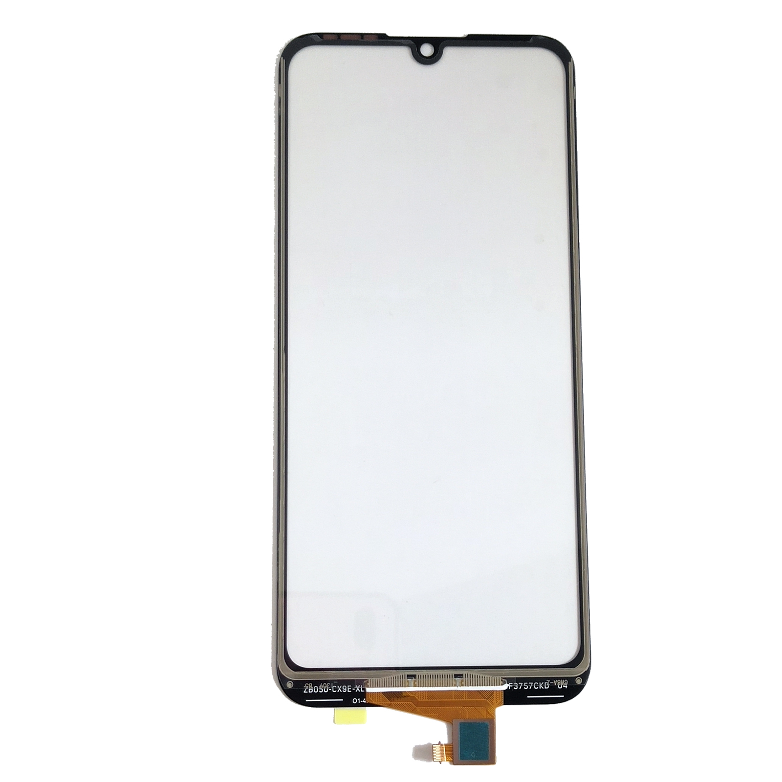 """רשימת הקטגוריות Shyueda 100% בניו 6.09"""" עבור Huawei Y6 Pro 2019 MRD-LX2 L22 L23 Outer חזית זכוכית מסך מגע (3)"""